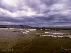Moody Cloudy (zhadjam) Tags: seascape beautifulnature nature flickrnature
