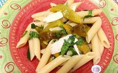 Ricetta pasta fredda con peperoni arrostiti (RicetteItalia) Tags: pasta cucina primi ricette
