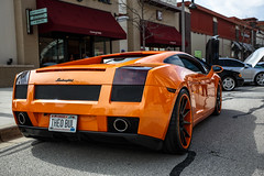 Lamborghini Gallardo (garyhebding) Tags: orange italian exotic lamborghini canonef1740mmf4lusm gallardo sportscar canon5dmarkiii supercarsaturdays