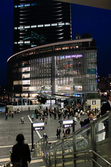 Osaka City Station IV (xun reborn) Tags: japan osaka japn osakaprefecture