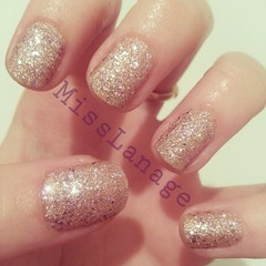 Sally Hansen - gem crush (MissLanage) Tags: sparkles nails nailpolish nailart manicures sallyhansen flickrandroidapp:filter=none gemcrush