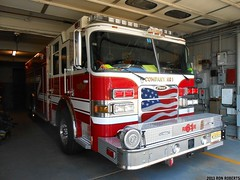 Rescue 2561 (Engine 907) Tags: ocean county rescue river xt firetruck jersey pierce arrow toms pumper