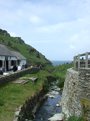 Tintagel (andyspex) Tags: castle tintagel cornwallenglishheritage