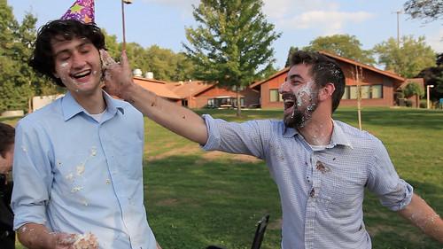 Evil Grin Gift Box Episode 10 - Emissions Check: Cake Fight