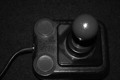 Mono Mayhem 23 - Have you played Atari today? (zawtowers) Tags: stella white black monochrome emulator competition atari joystick retro gaming usb pro pressure cooker mayhem 2600 decathlon tutankham haveyouplayedataritoday monomayhem