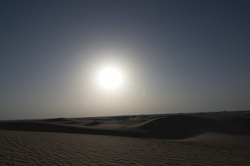 The white sun of the desert ©  Still ePsiLoN