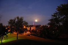 Full moon rising (hogtown_blues) Tags: sky moon toronto ontario canada night nighttime nightphotos bloorlansdowne wallaceemerson wallaceemersonpark