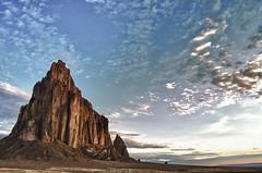 2013_07_19_shiprock6 (Lightning_Todd) Tags: usa newmexico southwest desert geology navajo shiprock americansouthwest navajonation