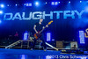 Daughtry @ DTE Energy Music Theatre, Clarkston, MI - 07-22-13