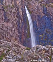 Smooth Water. Garganta del Diablo. (john.richards1) Tags: patagonia argentina nikon sigma andes d80
