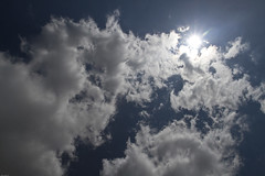 Hunted (Pavel Vanik) Tags: sky sun clouds canon 7d czechrepublic shining hunted 1755is