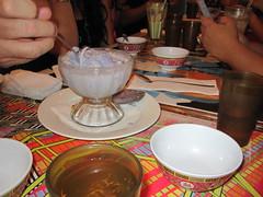 IMG_3428.20130817.Jeepney restaurant.New York.NY (Ed Bujak) Tags: ny newyork philippines filipino eastside jeepney halohalo kamayan