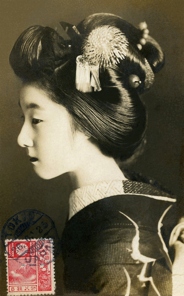 The World S Best Photos Of Geisha And Haneri Flickr Hive Mind