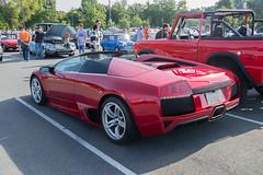 Lamborghini Murcielago LP640 Roadster (CLtotheTL32) Tags: sport exotic lamborghini awd sportscar roadster v12 lambo lp640 italiansportscar lp640roadster redlamborghini lamborghinimurcielagolp640roadster