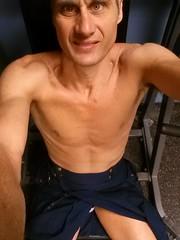 me 2013-3 (david_w129) Tags: underwear upkilt kiltunderamanskiltunderkilt