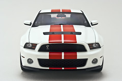 Ford Mustang Shelby GT500 (SpeedHunter XxX) Tags: ford car canon eos 350d model cobra shelby mustang 2010 118 diecast gt500 autoart