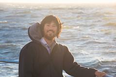 My Love (bobby pfeiffer) Tags: sf cruise sunset catamaran