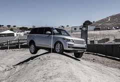 Range Rover Driving Experience (lawrence_yeh) Tags: car automobile european offroad euro suv landrover rangerover lagunaseca