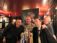 The Scottish Cup visits the Bailie