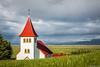 Oddi Church   Hella, Iceland (jamilabbasy) Tags: church iceland south oddi