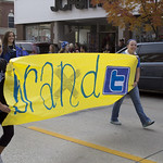 """<b>Homecoming Parade 2013</b><br/> Photo by Aaron Zauner<a href=""""http://farm8.static.flickr.com/7389/10143933624_2f3d30d61b_o.jpg"""" title=""""High res"""">∝</a>"""