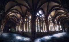 Claustro de la Catedral San Salvador de Oviedo II (Luciti) Tags: spain cathedral gothic catedral asturias cloister oviedo gotico claustro luciti mariuz