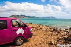 IMG_6434 (Missanagz) Tags: queensland transports australie cooktown localisation pinkvan