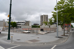 Remember the Government Life Building (KiwiMunted) Tags: life newzealand christchurch building earthquake post canterbury days vacant nz land government demolished 1000 2013 kiwimunted