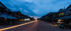 Let's Get Out of This Town (Bo47) Tags: longexposure panorama evening town mainstreet asia cambodia done siemreap 2012 lighttrail bo47 nikkor1424mmf28 nikond800 bonielsen kampongphulk wwwjustwalkedbycom wwwbonielsenme