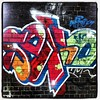 Graf 001 (Spaceylala) Tags: streetart graffiti preston carrmill