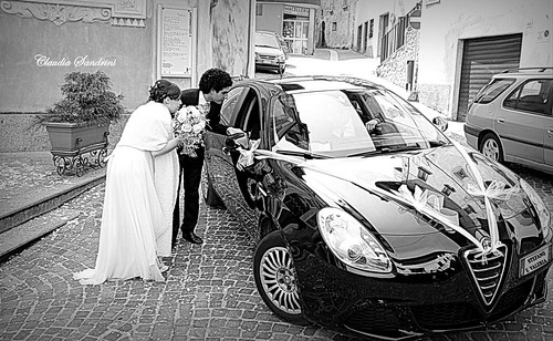 Wedding in Giulietta