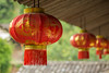 Chinese Lampion (hongweitang) Tags: china roof red vacation canon buildings hall village scene journey machines lampion