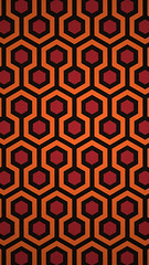 The Overlook Hotel Carpet (Meester Burke Wallpapers) Tags: park school wallpaper film germantown home apple by john movie carpet hotel design high university floor northwest pennsylvania lock kubrick quality background 4 patrick free maryland indiana s screen x diamond download link hexagon resolution middle overlook burke flick centered elementary stanely 4s gaithersburg iphone towson the 640 iup 960 nwhs meester lakelands of lpms