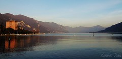 Paratico Lago d'Iseo - 01.01.2014  Today the light was gorgeous! (IVAN 63) Tags: italien italy lake lago see landscapes meer italia lac beaches lombardia spiagge iseo  lahe lagodiseo   iseolake