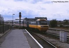 Class 43 Swindon (TonyW1960) Tags: swindon hst class43 40513