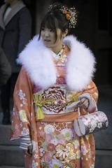 Coming of Age 2014 (balbo42) Tags: japan january kimono tradition comingofage 2014
