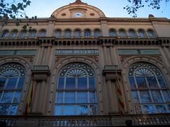 """""""Theatre del Liceu"""" in Barcelona (Sokleine) Tags: barcelona architecture spain theatre 19thcentury catalonia espana artnouveau larambla espagne barcelone liceu catalogne theatredelliceu"""