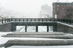 andrewfrasz_highline_snow_01 (AndrewFrasz) Tags: park nyc newyorkcity snow storm west nature chelsea village snowstorm highline thestandard