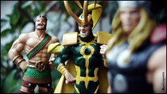 Hercules, Loki and Thor (Gui Lopes BH) Tags: classic comics toys miniatures god action statues collection loki heroes thor figurine marvel now universe panini figures thunder hercules avengers asgard chumbo miniaturas eaglemoss guilopesbh