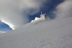 Föhnsturm mit 110km/h und -11°C (bergfroosch) Tags: rauris sonnblick kolmsaigurn wetterwarte sonnblickobservatorium bergratz bergfroosch