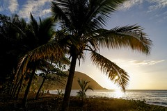 Guadeloupe (Nicolas Loison) Tags: mer soleil coucher paysage guadeloupe palge