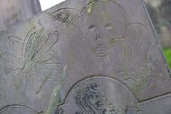 Gravestone at All Saints, Scraptoft, Leicestershire. (Richard G. Hilsden) Tags: uk england nikon leicestershire britain g richard 3200 2014 hilsden richardghilsden