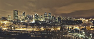 Calgary feb 27 Skyline