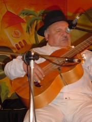Santos Rubio. Excepcional maestro cultor del Canto Popular Chileno.