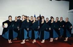 Conjunto Folclórico de la Sede San Felipe de la Universidad de Playa Ancha, mayo 2002.