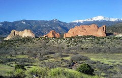 Garden of the Gods on March 13th, 2013