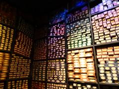 Chez Ollivander, le marchand de baguettes magiques