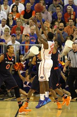 Michael Frazier II (dbadair) Tags: basketball war university eagle florida gators auburn tigers sec uf 2014