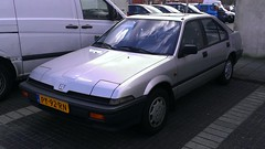 Honda Integra 5-Door (sjoerd.wijsman) Tags: auto holland cars netherlands car honda nederland thenetherlands voiture vehicle holanda autos paysbas integra olanda fahrzeug niederlande zuidholland carspotting hondaintegra liftback hcar delfgauw carspot py92rn sidecode4