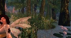 Fantasy Faire 2014 - Fairelands Junction (Osiris LeShelle) Tags: life trees forest landscape junction fantasy secondlife second faire relay rfl 2014 relayforlifesecondlife fairelands